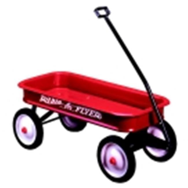 Radio Flyer Standard Wagon, Red