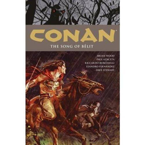 Conan 16: The Song of Belit