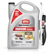 Ortho Home Defense Max Indoor Insect Barrier with Extended Reach Comfort Wand, 1 gal.