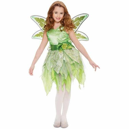 Tinker Fairy Deluxe Child Halloween Costume