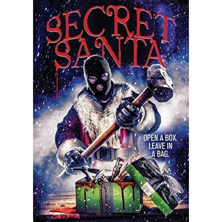 Secret Santa (DVD) (Santa Secret)