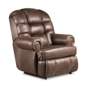 American Furniture Stallion Polyester Recliner
