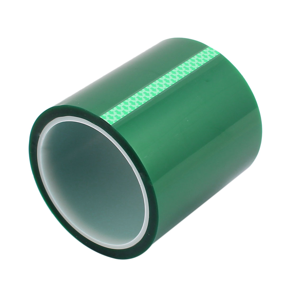 100mm Width 33M Length Green PET Adhesive Tape High Temp Heat Resistant Solder