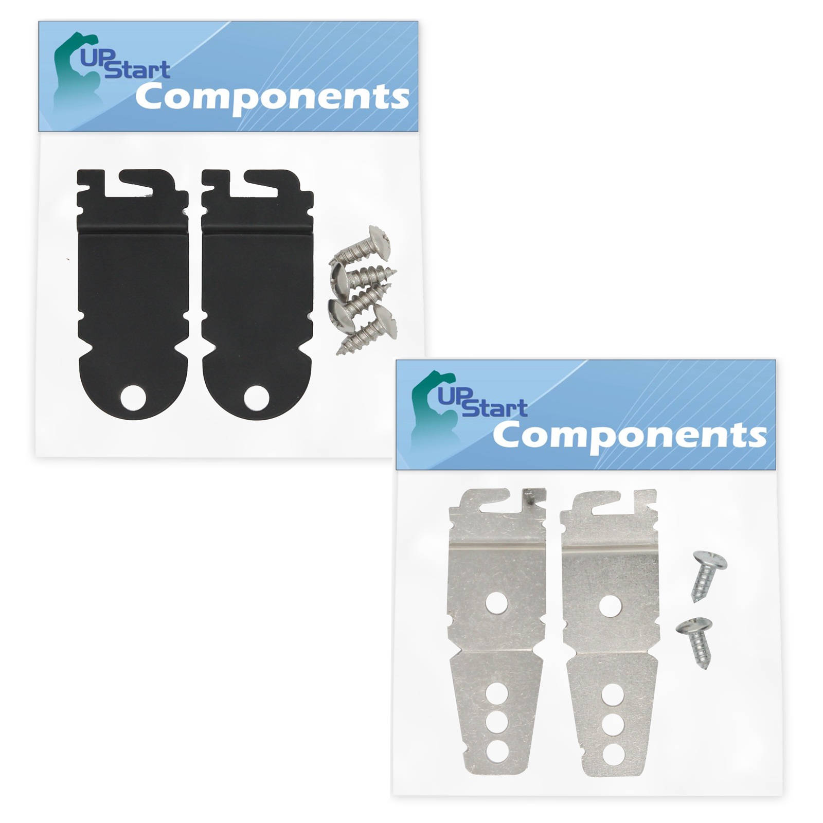 8269145 Undercounter Dishwasher Mounting Bracket Replacement for Maytag MDBH979AWB3 Dishwasher Compatible with WP8269145 Mounting Bracket UpStart Components Brand