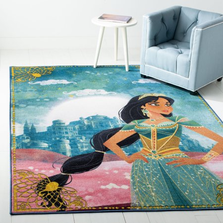 Safavieh Collection Inspired by Disney's live action film Aladdin - Free To Dream Rug