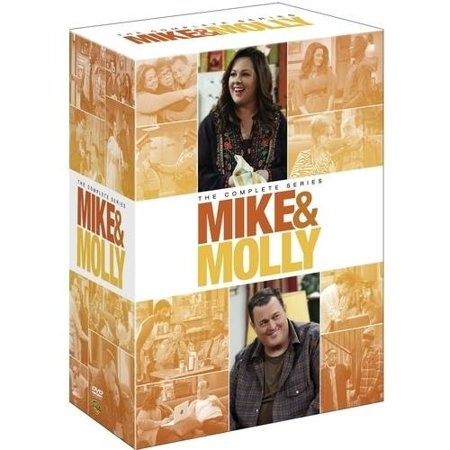Mike   Molly  The Complete Series  Widescreen