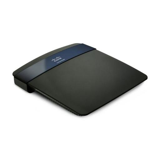 Linksys E3200 High Performance Simultaneous Dual Band Wireless-N Router