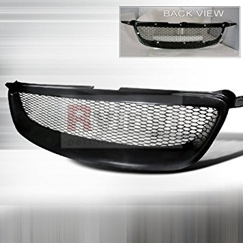 Toyota Corolla 2003 2004 2005 Type R Style Grille - Black