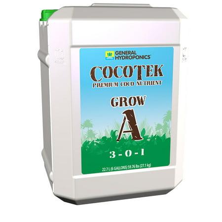 General Hydroponics Cocotek Coco Grow A (Cocotek Grow Mat)