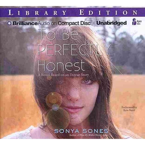 To Be Perfectly Honest: A Novel Based on an Untrue Story: Library Edition