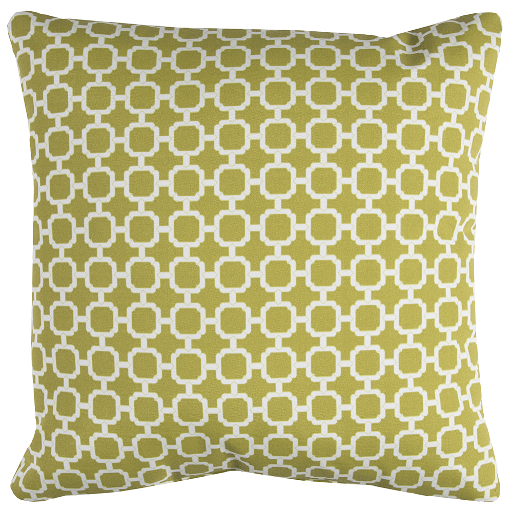 "Rizzy Home TFV076 22"" x 22""  Indoor/ Outdoor Pillow"