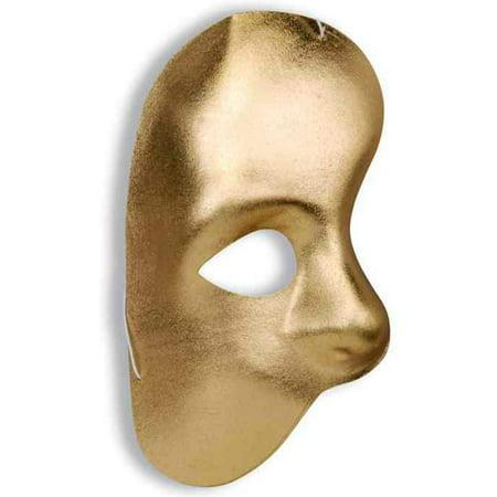 Gold Phantom Mask