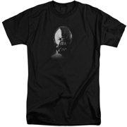 Dark Knight Rises Bane Mens Big and Tall Shirt