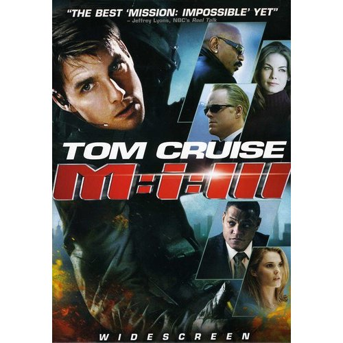 Mission: Impossible 3 (Special Edition) (Widescreen)