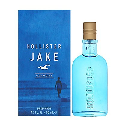 Hollister Jake Men Cologne Spray  1 7 Fluid Ounce