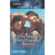 The Single Dad's Proposal - eBook