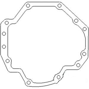139287C2 New PTO Cover Gasket Made to fit Case-IH Tractor