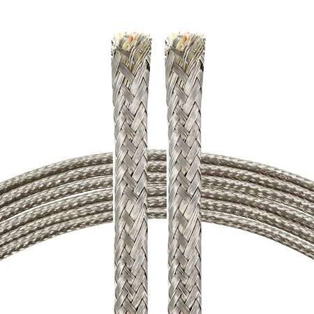 K Type Thermocouple Wire 2x0.3mm Stranded Wire Extension Wire 2 Meters Long - image 3 of 3
