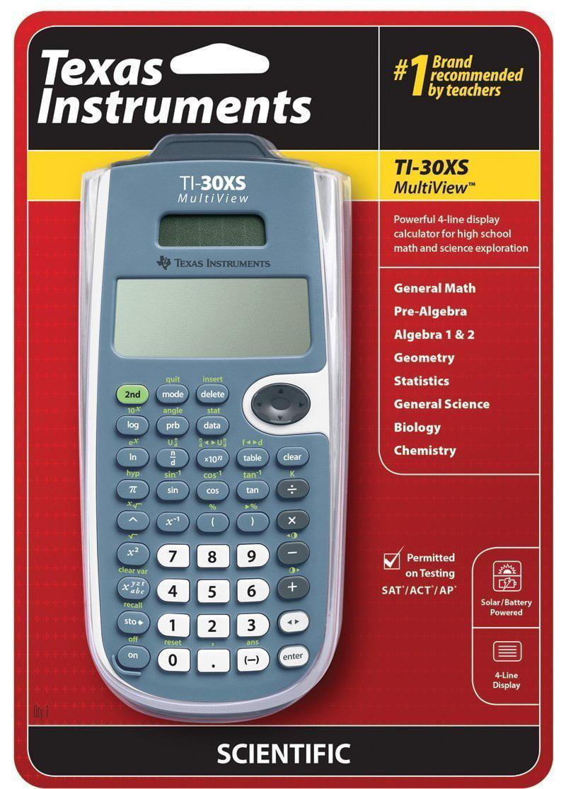 Image result for ti-30xs multiview scientific calculator