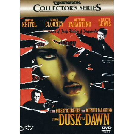 From Dusk Till Dawn (DVD) (Halloween Order Films)