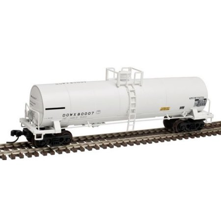 Atlas 50002392 N Dow Chemical Acf 17 360 Gallon Chlorine Tank Car  80007