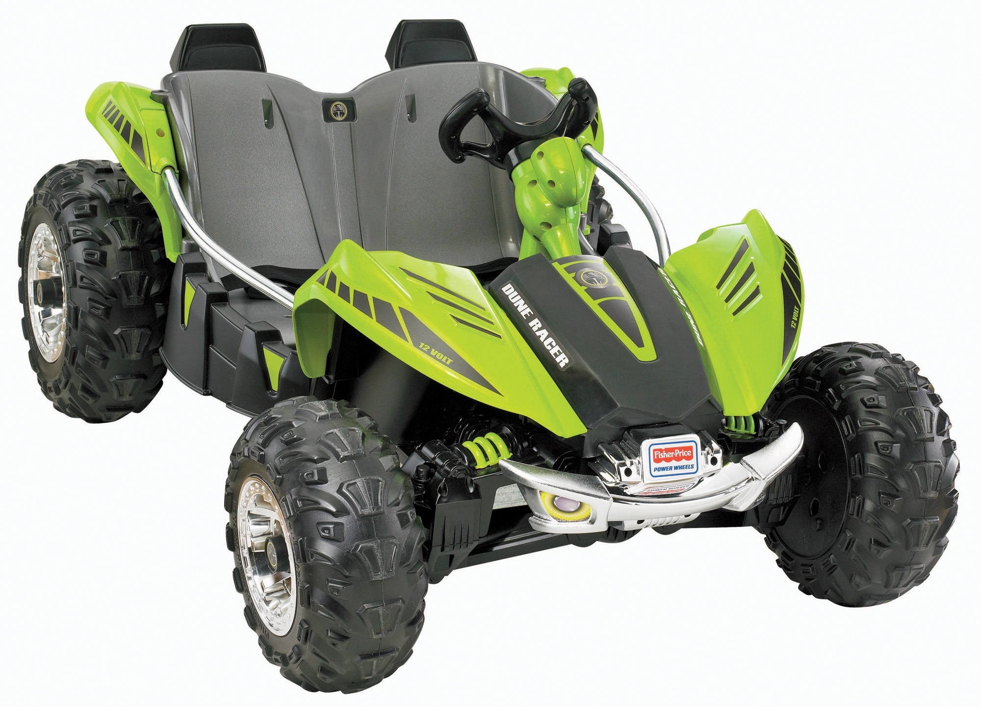 Power Wheels Dune Racer 12 Volt Battery Powered Ride on Walmart