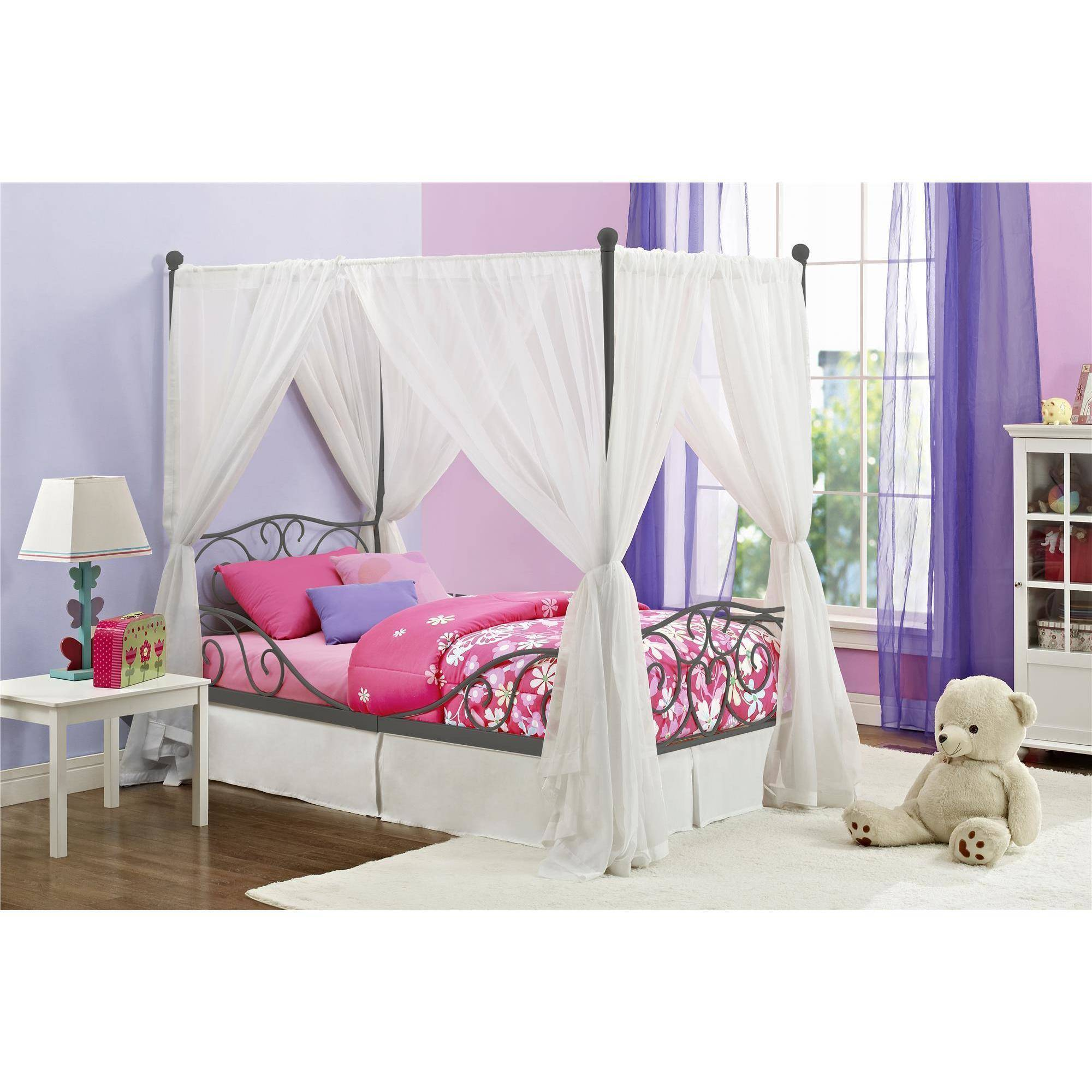 White Twin Beds Walmart Com