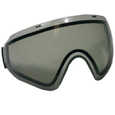 VForce Morph/Shield/Profiler Thermal Dual Pane Goggle Lens - Smoke (Smoke Thermal Lens)