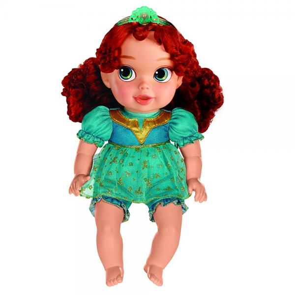 Disney Princess Deluxe Baby Merida Doll