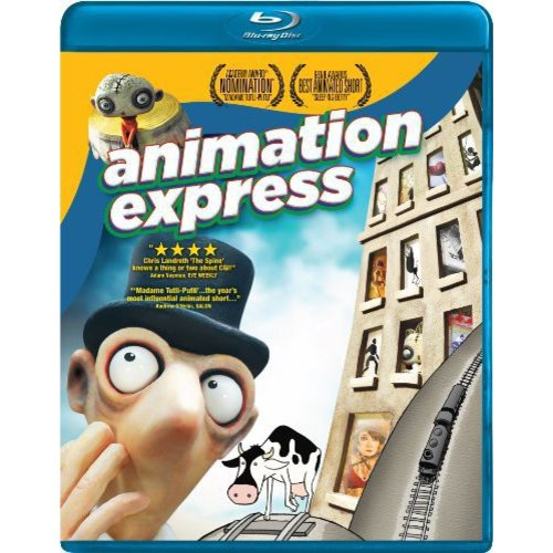 Animation Express [Blu-ray] by