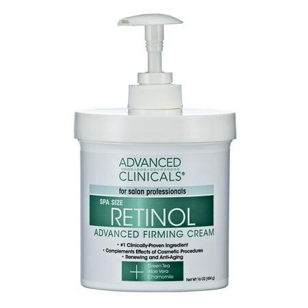 Retinol Hand Cream (Retinol Advanced Firming Cream 16 oz )