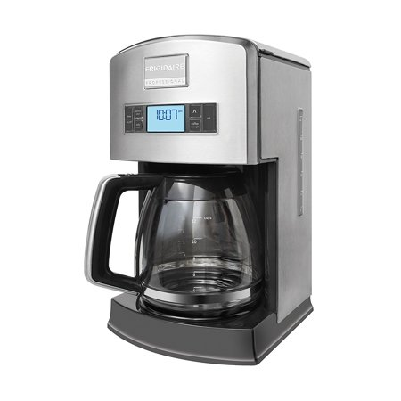 Stainless Steel Bassinet (Frigidaire Professional 12 Cup Digital Stainless Steel Drip Coffee Maker)