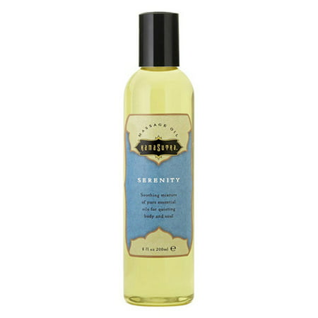 Kama Sutra Massage Oil, Serenity, 8 Fl Oz