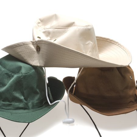 Australian Outback Hats (Cotton Outback Hat)