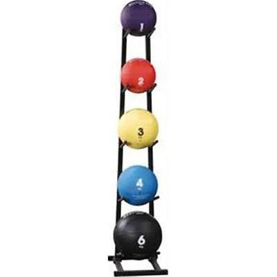 Fitness Olympia Sports BE230P Medicine Ball Tree Rack Single [Istilo243381] by