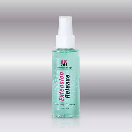 Pre Tape Spray (Walkers Tape, Hair Extension Release 4Oz spray by Walkers)