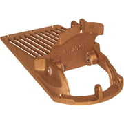 Groco ASC Bronze Slotted Hull Strainer with Access