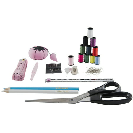 Singer Beginners Sewing Kit, 130 pieces