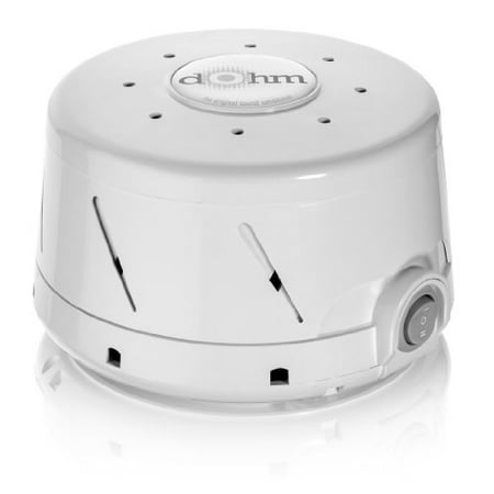 Marpac Dohm-DS All Natural Sound Machine, White (Marpac Dohm Ds Dual Speed Sound Conditioner)