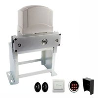 ALEKO AC2700 Accessories Kit Sliding Gate Opener For Sliding Gates up to 65' Long and 2700 Pounds