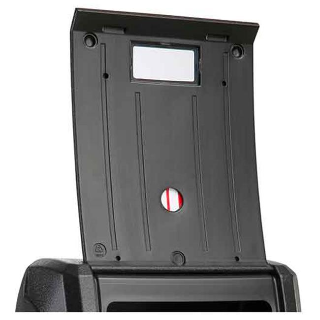 Commercial Zone Products 797301 Vue-T-Ful Replacement Door - Black