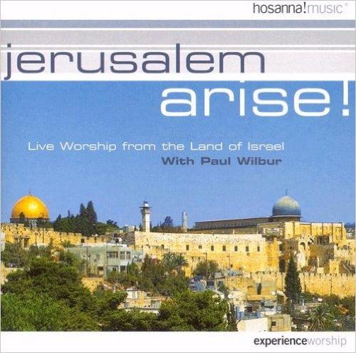 Audio CD-Jerusalem Arise! W/Paul Wilbur