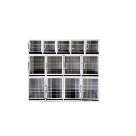 Banks Git Kit (Powdercoated 11 or 13 Unit Cage Bank)