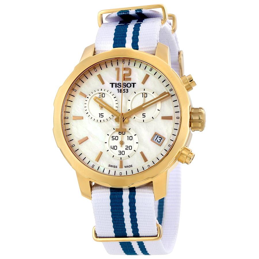 Tissot Quickster Chronograph Unisex Watch T0954173711701