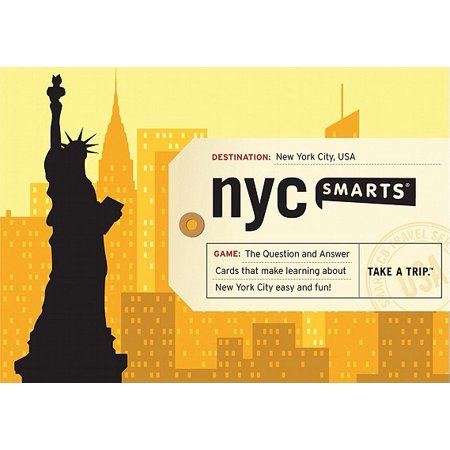 Nyc-smarts: The Question and Answer Cards That Make Learning About NYC Easy and Fun