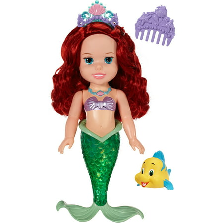 Disney Princess Under The Sea Ariel Toddler Doll