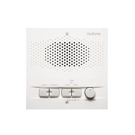 NuTone Indoor Remote Station for 3-Wire Intercom Systems