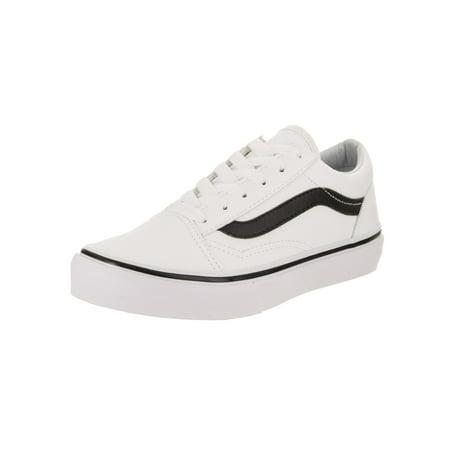 Vans Kids Old Skool (Classic Tumble) Skate Shoe](Girls Vines)