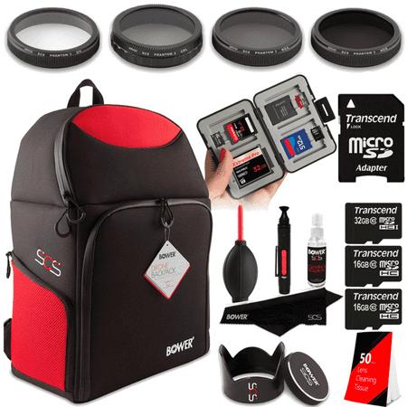 DJI Phantom 4 Drone Backpack with Drone Accessory Kit for DJI Phantom 4  Drones