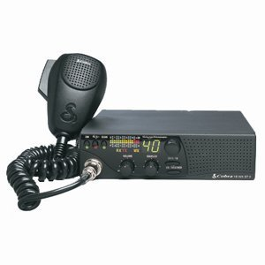 The Amazing Quality Cobra 18 WX ST II Mobile CB Radio by